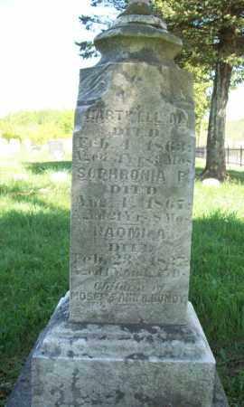 BUNDY, HARTWELL M. - Trumbull County, Ohio | HARTWELL M. BUNDY - Ohio Gravestone Photos