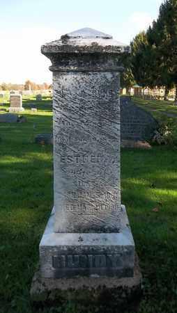 BUNDY, ESTHER - Trumbull County, Ohio | ESTHER BUNDY - Ohio Gravestone Photos