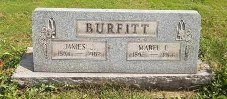 BURFITT, MABEL L. - Trumbull County, Ohio | MABEL L. BURFITT - Ohio Gravestone Photos