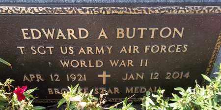 BUTTON, EDWARD A. - Trumbull County, Ohio   EDWARD A. BUTTON - Ohio Gravestone Photos