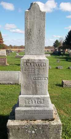 BUTTON, HARRIET A. - Trumbull County, Ohio | HARRIET A. BUTTON - Ohio Gravestone Photos