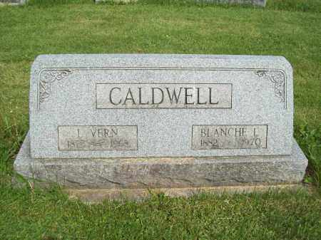 CALDWELL, BLANCHE LAVERNE - Trumbull County, Ohio | BLANCHE LAVERNE CALDWELL - Ohio Gravestone Photos
