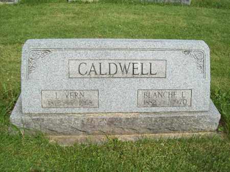 CALDWELL, LEVERETT VERN - Trumbull County, Ohio | LEVERETT VERN CALDWELL - Ohio Gravestone Photos