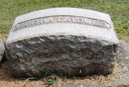 CALDWELL, MARTHA ADELAIDE - Trumbull County, Ohio | MARTHA ADELAIDE CALDWELL - Ohio Gravestone Photos