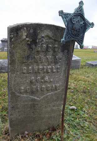 CANFIELD, HENRY A. - Trumbull County, Ohio | HENRY A. CANFIELD - Ohio Gravestone Photos
