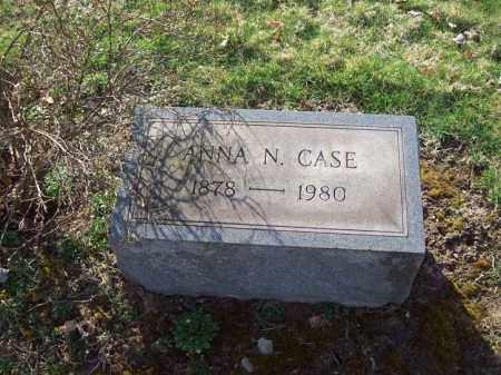 CASE, ANNA - Trumbull County, Ohio   ANNA CASE - Ohio Gravestone Photos