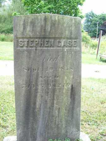 CASE, STEPHEN - Trumbull County, Ohio   STEPHEN CASE - Ohio Gravestone Photos