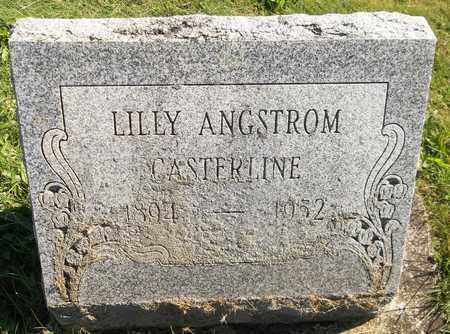 CASTERLINE, LILLY - Trumbull County, Ohio | LILLY CASTERLINE - Ohio Gravestone Photos