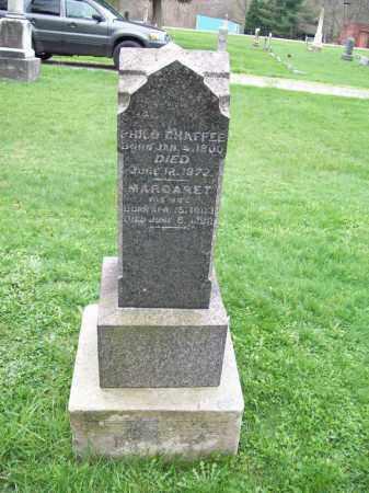 CHAFFEE, PHILO - Trumbull County, Ohio | PHILO CHAFFEE - Ohio Gravestone Photos