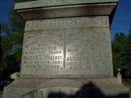 DANIELS CHALKER, DIANA - Trumbull County, Ohio | DIANA DANIELS CHALKER - Ohio Gravestone Photos