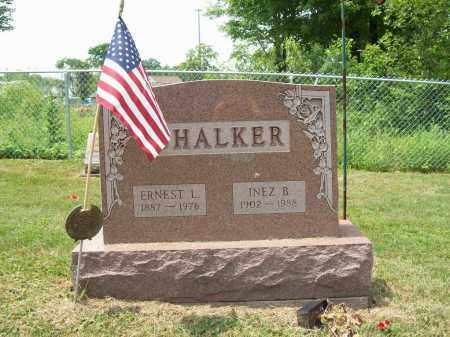 CHALKER, ERNEST  L. - Trumbull County, Ohio | ERNEST  L. CHALKER - Ohio Gravestone Photos