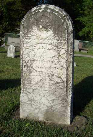 CHALKER, FANNY - Trumbull County, Ohio | FANNY CHALKER - Ohio Gravestone Photos