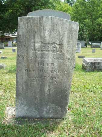 CHALKER, MERCY - Trumbull County, Ohio | MERCY CHALKER - Ohio Gravestone Photos