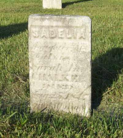CHALKER, SABELIA - Trumbull County, Ohio | SABELIA CHALKER - Ohio Gravestone Photos