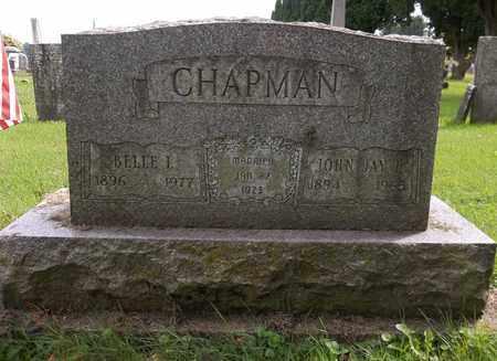 CHAPMAN, JOHN JAY L. - Trumbull County, Ohio | JOHN JAY L. CHAPMAN - Ohio Gravestone Photos
