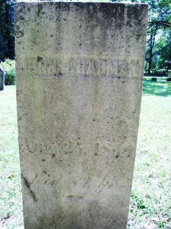 CHAPMAN, JOHN - Trumbull County, Ohio   JOHN CHAPMAN - Ohio Gravestone Photos