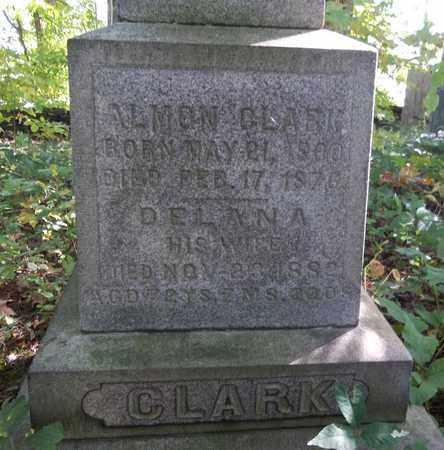 CLARK, DELANA - Trumbull County, Ohio | DELANA CLARK - Ohio Gravestone Photos