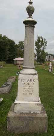 CLARK, ANNA E. - Trumbull County, Ohio | ANNA E. CLARK - Ohio Gravestone Photos