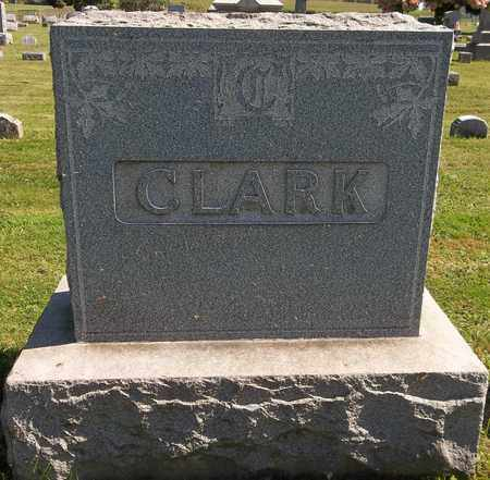 CLARK, JULIA A. - Trumbull County, Ohio | JULIA A. CLARK - Ohio Gravestone Photos