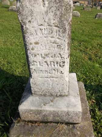 CLARK, CLAUD R. - Trumbull County, Ohio   CLAUD R. CLARK - Ohio Gravestone Photos