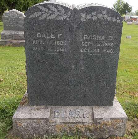 CLARK, DALE F. - Trumbull County, Ohio   DALE F. CLARK - Ohio Gravestone Photos