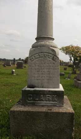 SANDERSON CLARK, DEETT - Trumbull County, Ohio | DEETT SANDERSON CLARK - Ohio Gravestone Photos