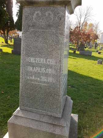 CLARK, EBENEZER A. - Trumbull County, Ohio   EBENEZER A. CLARK - Ohio Gravestone Photos