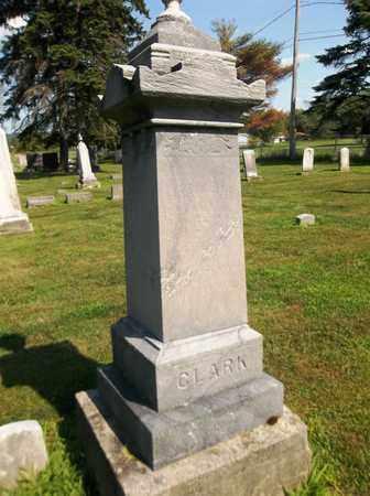 CLARK, EDWARD - Trumbull County, Ohio | EDWARD CLARK - Ohio Gravestone Photos