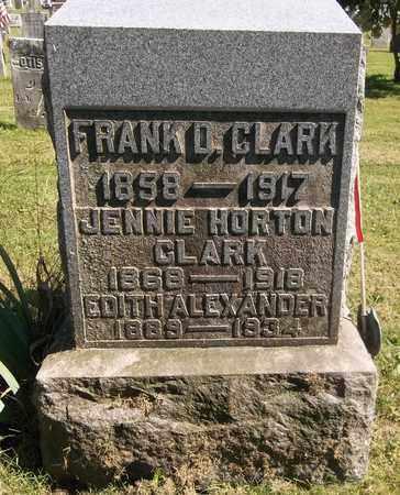ALEXANDER, EDITH - Trumbull County, Ohio | EDITH ALEXANDER - Ohio Gravestone Photos