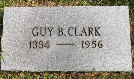 CLARK, GUY B. - Trumbull County, Ohio | GUY B. CLARK - Ohio Gravestone Photos