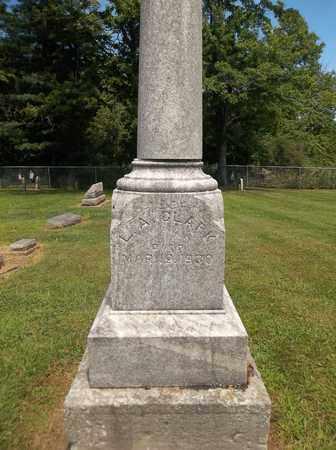 CLARK, LESTER A. - Trumbull County, Ohio | LESTER A. CLARK - Ohio Gravestone Photos