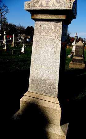 CLARK, MARGARET J. - Trumbull County, Ohio | MARGARET J. CLARK - Ohio Gravestone Photos