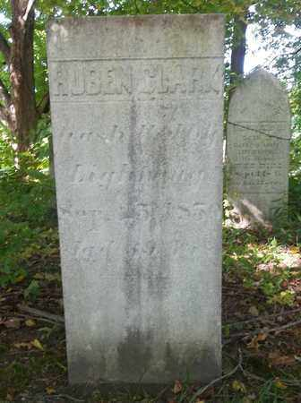 CLARK, RUBEN - Trumbull County, Ohio | RUBEN CLARK - Ohio Gravestone Photos