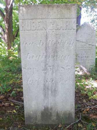 CLARK, RUBEN - Trumbull County, Ohio   RUBEN CLARK - Ohio Gravestone Photos