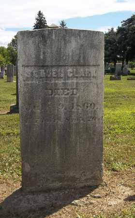 CLARK, SAMUEL - Trumbull County, Ohio   SAMUEL CLARK - Ohio Gravestone Photos