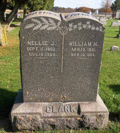 CLARK, WILLIAM H. - Trumbull County, Ohio | WILLIAM H. CLARK - Ohio Gravestone Photos