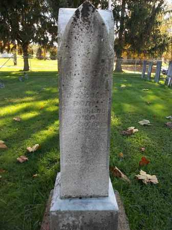 COLE, NANCY - Trumbull County, Ohio | NANCY COLE - Ohio Gravestone Photos