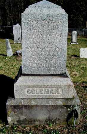 JONES COLEMAN, SYLVIA - Trumbull County, Ohio | SYLVIA JONES COLEMAN - Ohio Gravestone Photos