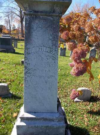 COLLAR, MARTHA S. - Trumbull County, Ohio   MARTHA S. COLLAR - Ohio Gravestone Photos