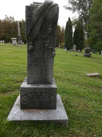 COLLIER, WILLIE G. - Trumbull County, Ohio | WILLIE G. COLLIER - Ohio Gravestone Photos