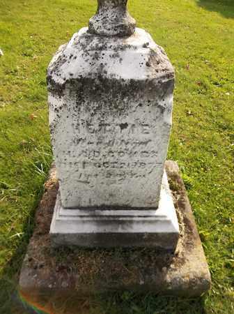 COMBS, HENRIETTA - Trumbull County, Ohio | HENRIETTA COMBS - Ohio Gravestone Photos