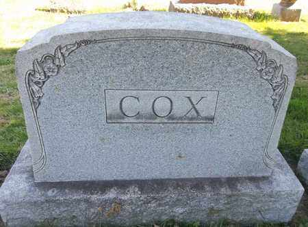COX, EDITH AMY - Trumbull County, Ohio | EDITH AMY COX - Ohio Gravestone Photos