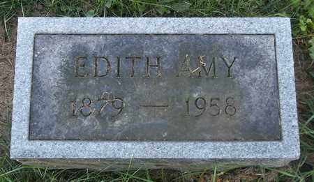 COX, EDITH AMY - Trumbull County, Ohio | EDITH AMY COX - Ohio Gravestone Photos