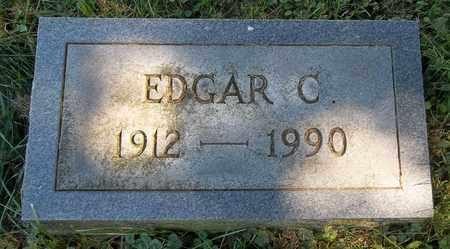 COX, EDGAR C. - Trumbull County, Ohio | EDGAR C. COX - Ohio Gravestone Photos