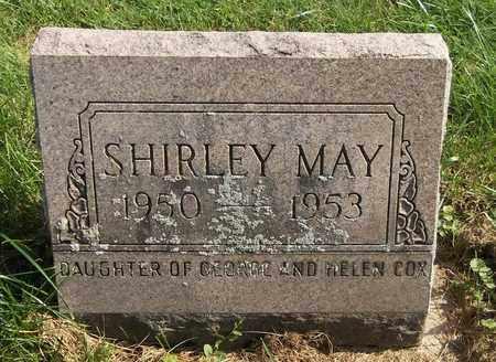 COX, SHIRLEY MAY - Trumbull County, Ohio | SHIRLEY MAY COX - Ohio Gravestone Photos