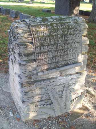 MCGREW, NANCY E. - Trumbull County, Ohio | NANCY E. MCGREW - Ohio Gravestone Photos
