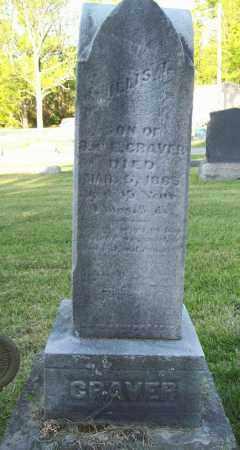 CRAVER, WILLIS T. - Trumbull County, Ohio   WILLIS T. CRAVER - Ohio Gravestone Photos