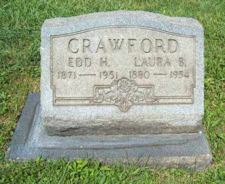 CRAWFORD, EDD H. - Trumbull County, Ohio | EDD H. CRAWFORD - Ohio Gravestone Photos