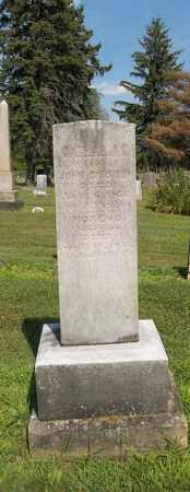 CROSMAN, CATHARINE - Trumbull County, Ohio | CATHARINE CROSMAN - Ohio Gravestone Photos