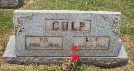 CULP, INA - Trumbull County, Ohio | INA CULP - Ohio Gravestone Photos